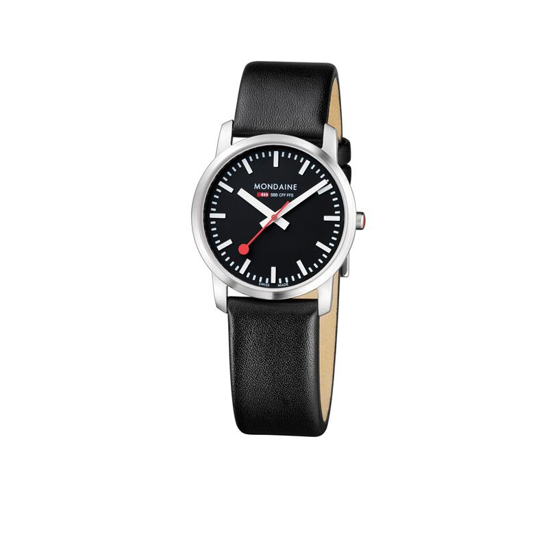 Mondaine watch Simple Elegant