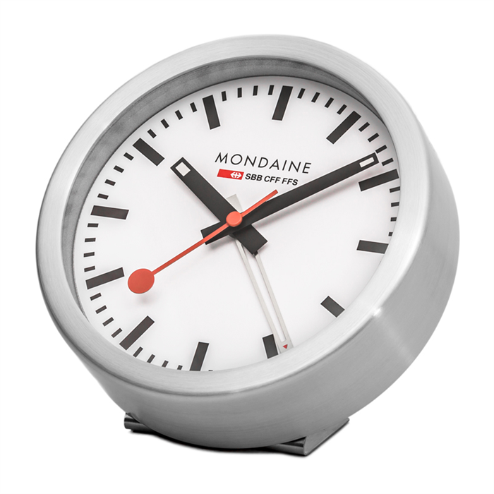 Mondaine mini station clock M997.MCAL.16SBB   12.5 cm