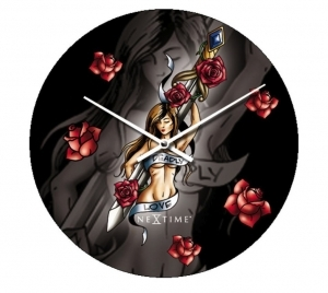 Nextime 90031 Tatoo clock
