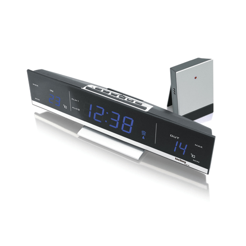 Temperature station WS6810 blauw